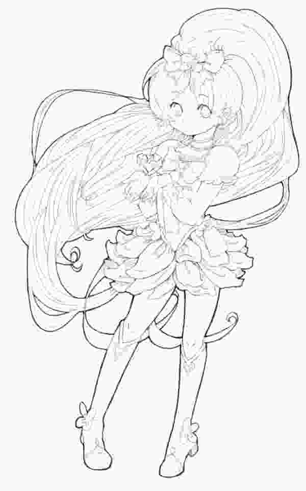anime character coloring pages 7 anime coloring pages pdf jpg free amp premium templates