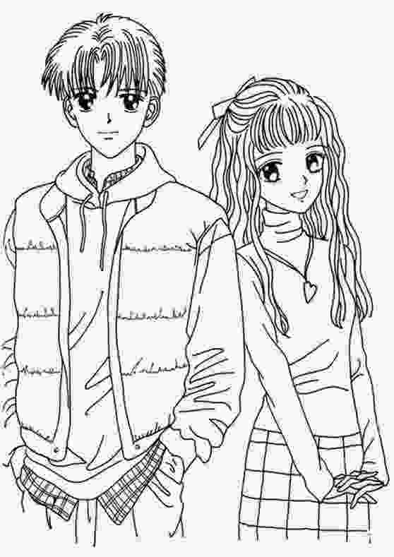 anime character coloring pages coloring pages anime coloring pages free and printable