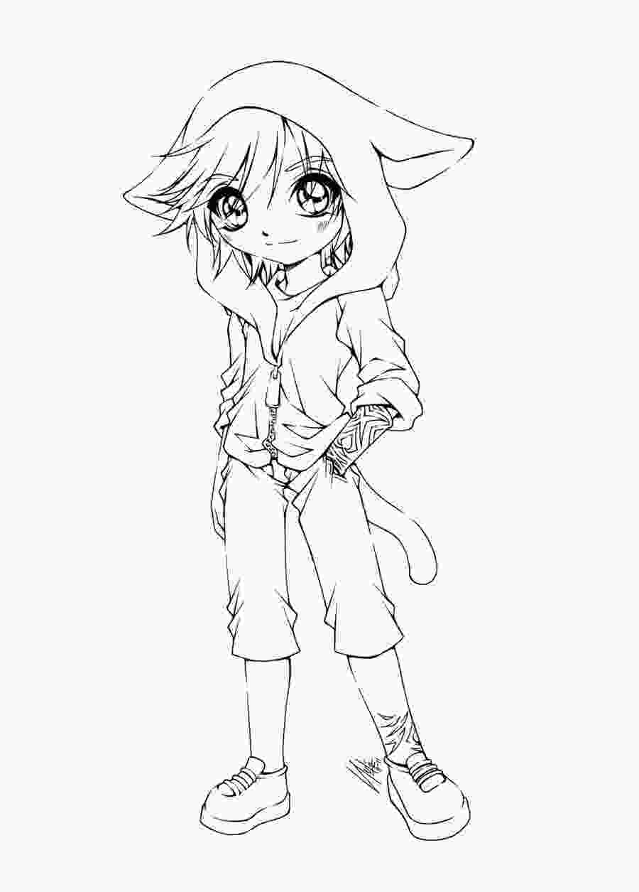 anime character coloring pages cute anime girl anthro in 2019 coloring pages for