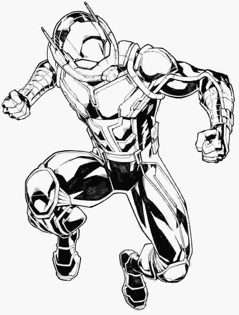 ant man coloring pages ant man coloring pages best coloring pages for kids 1