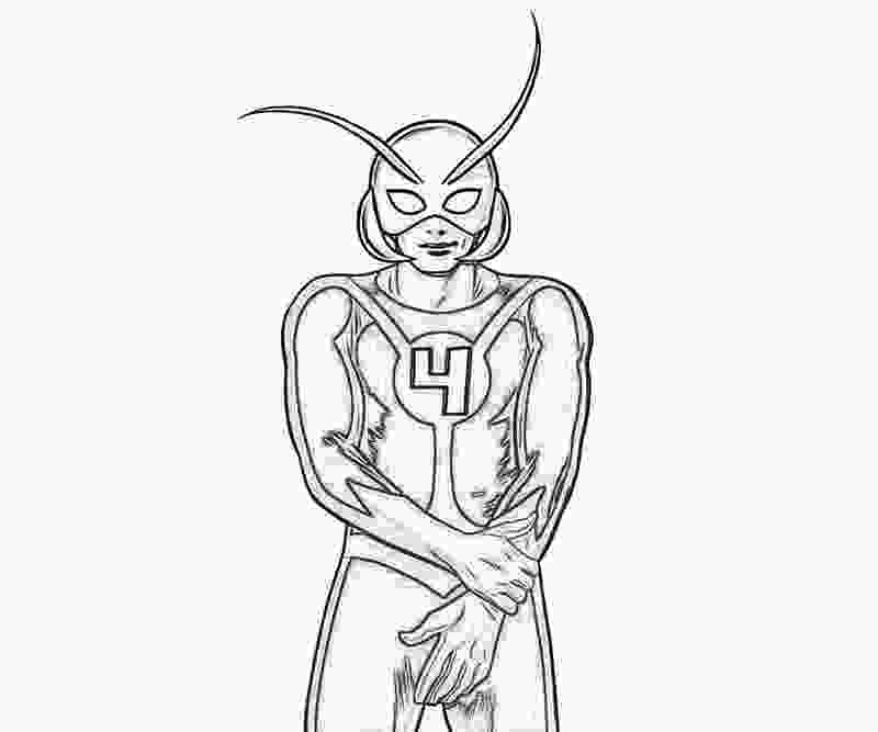ant man coloring pages antman antman power jozztweet 1