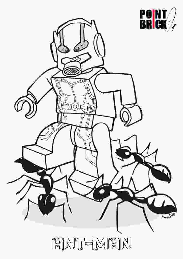 ant man coloring pages free printable ant man coloring pages