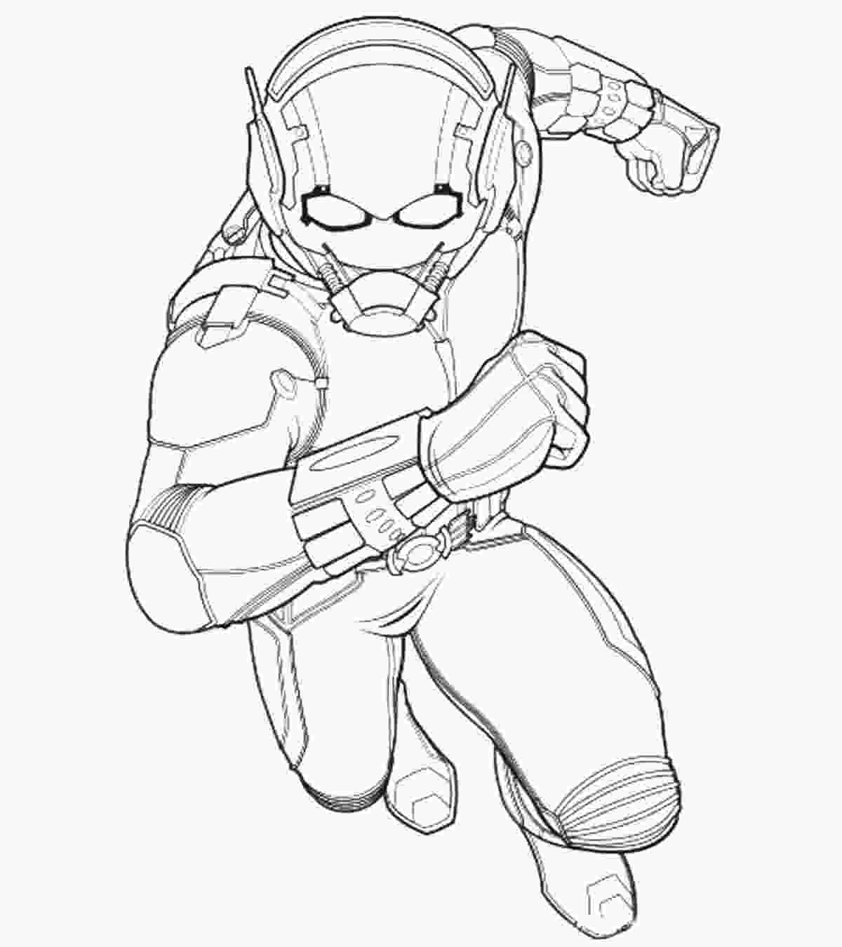 ant man coloring pages super heros coloring pages momjunction