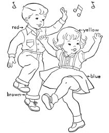 boy dancer coloring page birthday coloring pages birthday party dance coloring