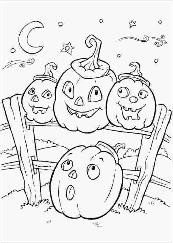 coloring sheet halloween 20 fun halloween coloring pages for kids hative