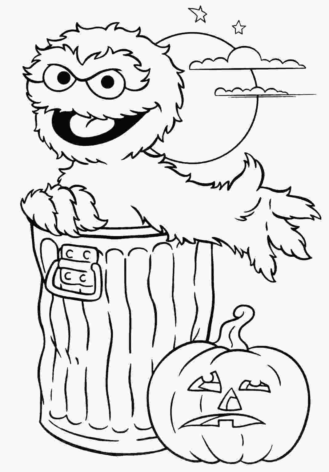 coloring sheet halloween 24 free halloween coloring pages for kids honey lime