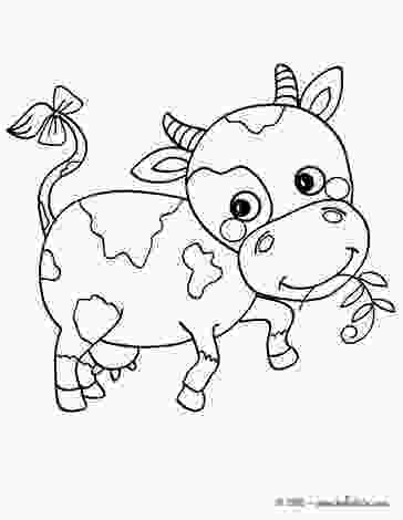cow coloring sheets cute cow coloring pages hellokidscom