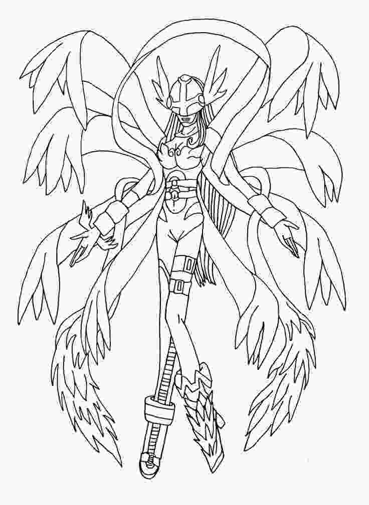 digimon coloring 17 best images about digimon coloring page on pinterest