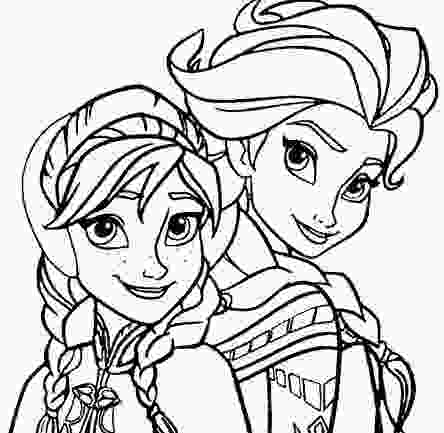 disney clipart coloring pages elsa coloring clipart clipart suggest