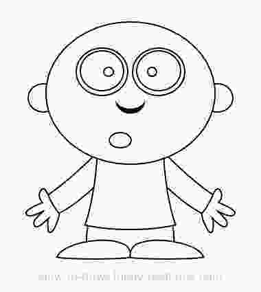 easy cartoon characters to draw drawing a ghost cartoon