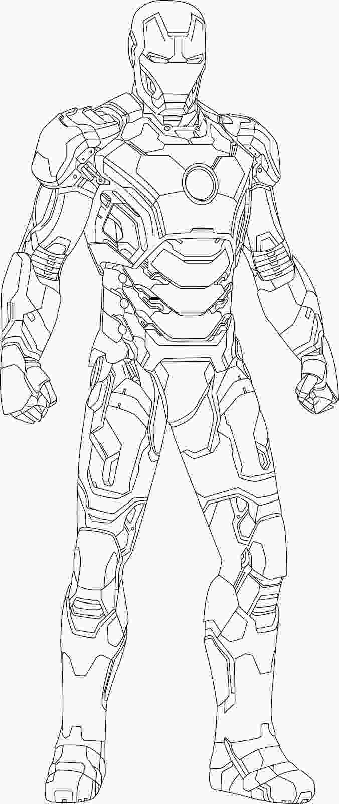 free printable avengers coloring pages coloring pages for kids free images iron man avengers