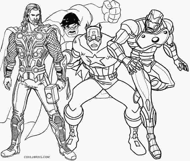 marvel thor coloring pages printable thor coloring pages for kids cool2bkids