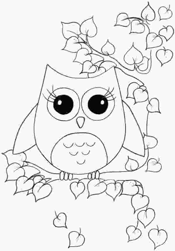 owl pictures to print nocturnal bird owl coloring pages 34 pictures cartoon clip
