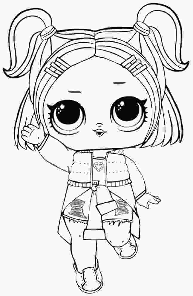 picture coloring lol surprise coloring pages to download and print for free 1