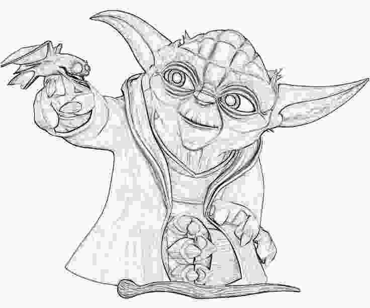 yoda coloring pictures 82 best star wars coloring images on pinterest star wars