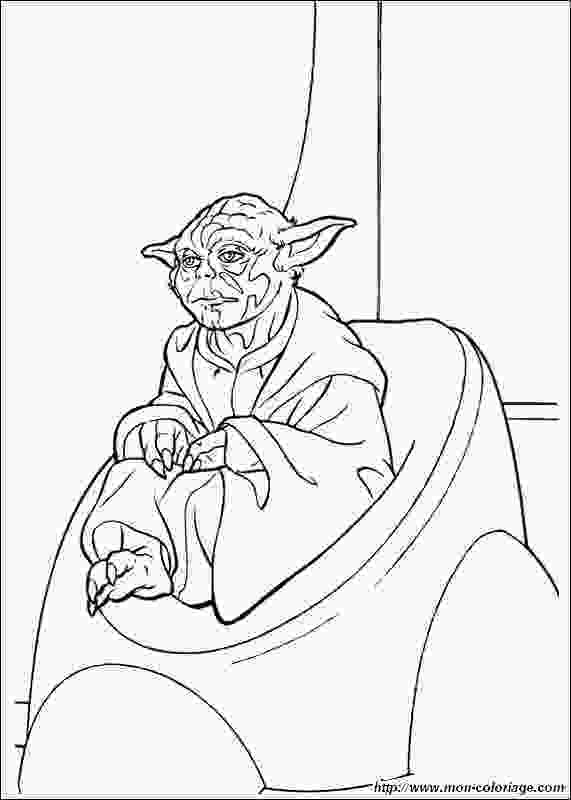 yoda coloring pictures coloring star wars page yoda