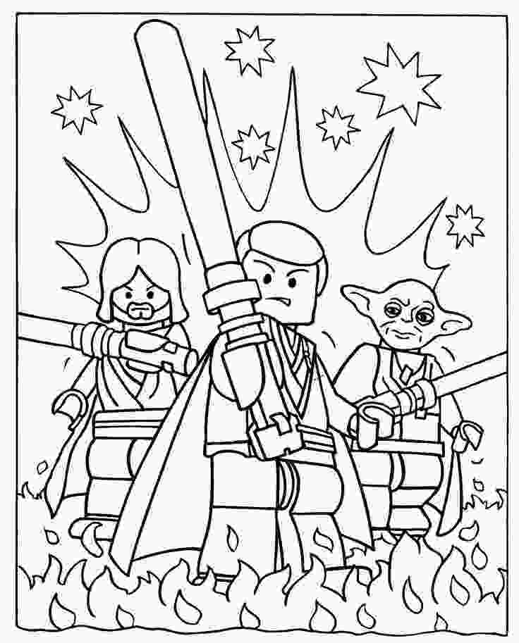 yoda coloring pictures obi wan and luke skywalker with yoda coloring pages star
