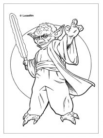 yoda coloring pictures star wars coloring pages coloringrocks