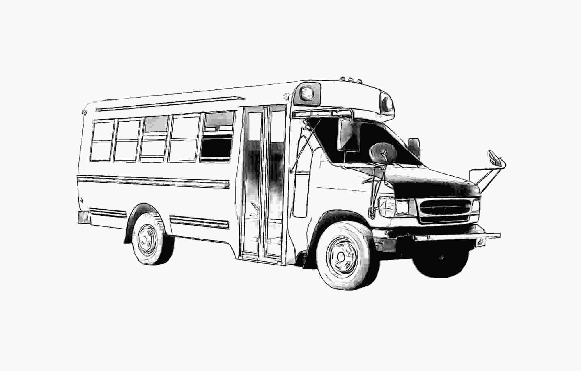 bus coloring page school bus coloring pages to download and print for free