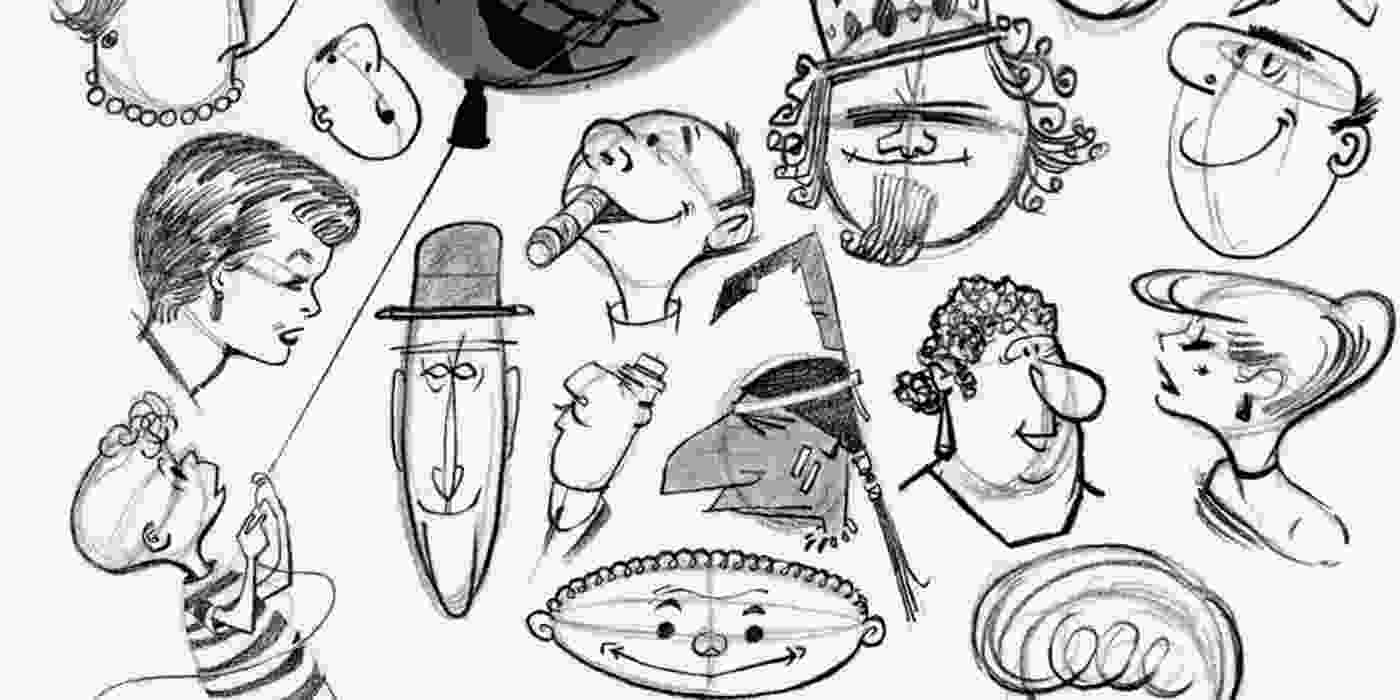 cartoon characters drawing learn to draw cartoons lesson 1 the comic head