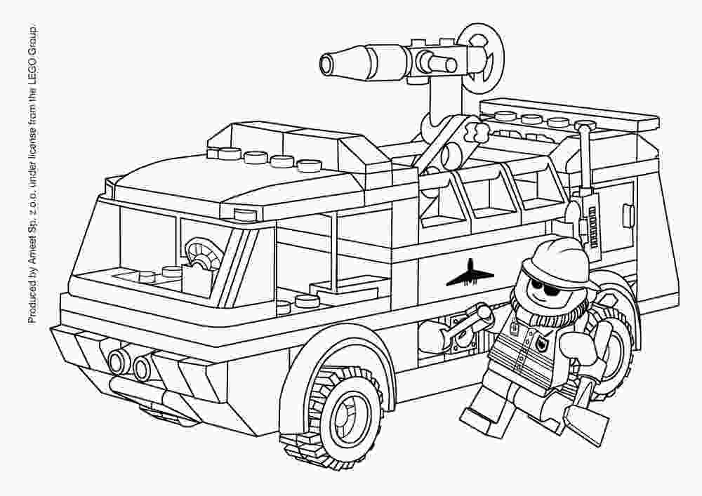 city coloring pages printable lego city coloring pages to download and print for free