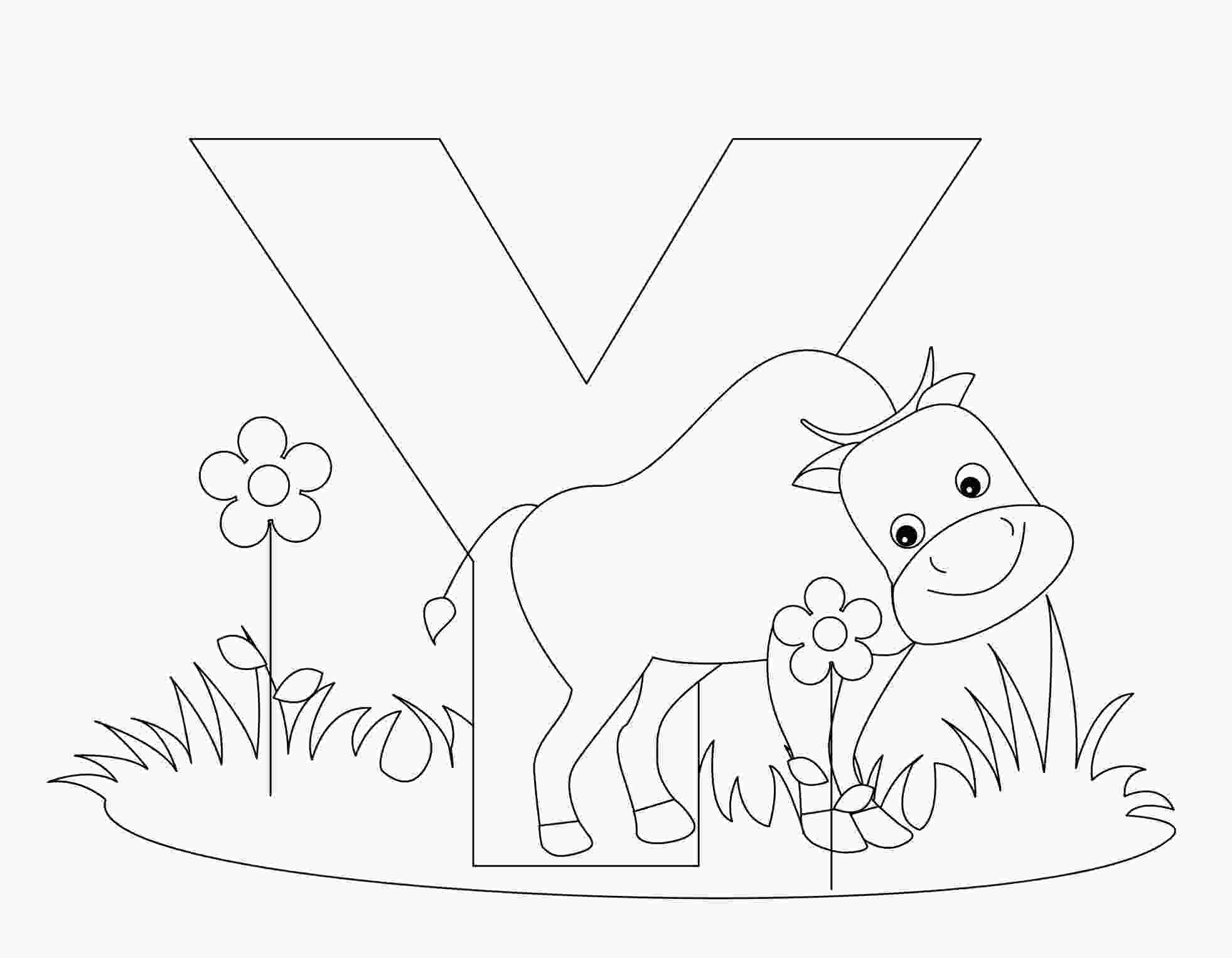 coloring abc pages free printable alphabet coloring pages for kids best