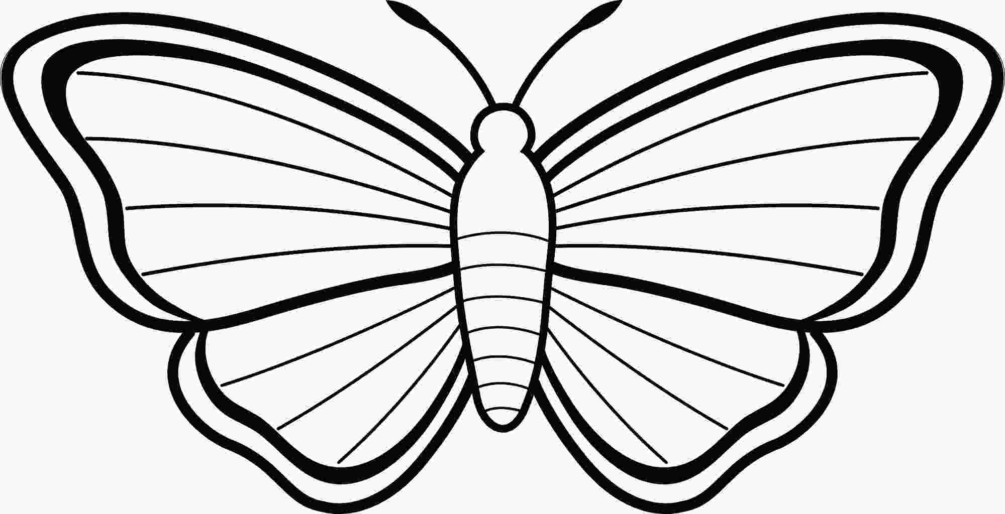 coloring butterfly pages free printable butterfly coloring pages for kids