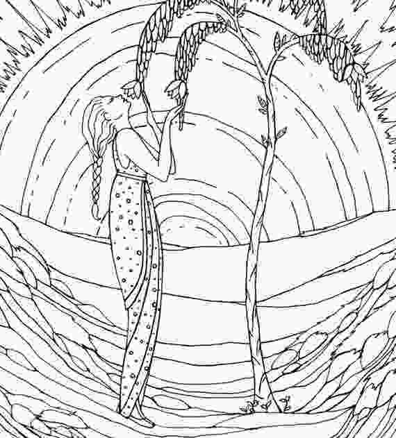 coloring image sunset coloring page sunset
