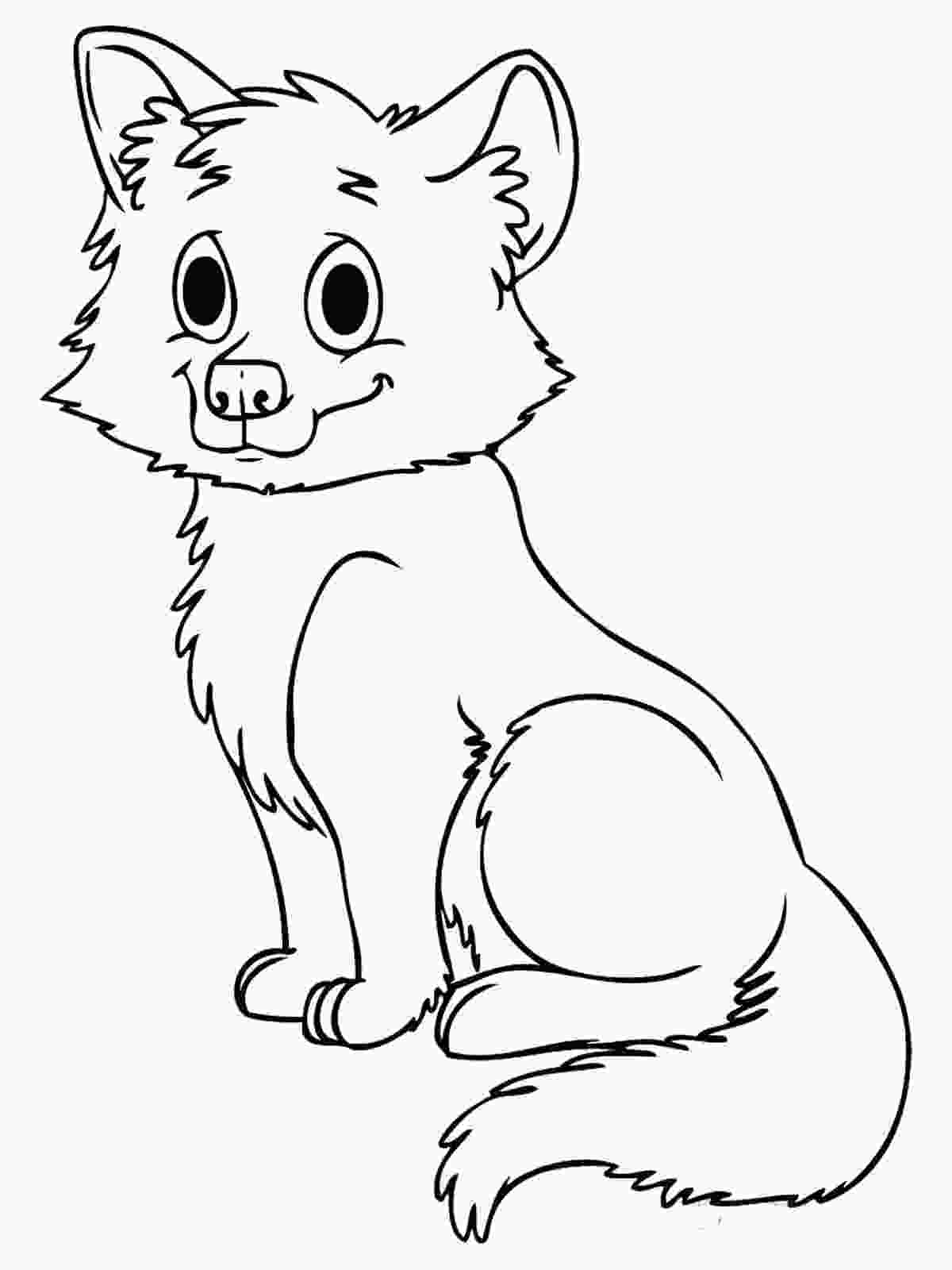 coloring images animals baby animal coloring pages realistic coloring pages