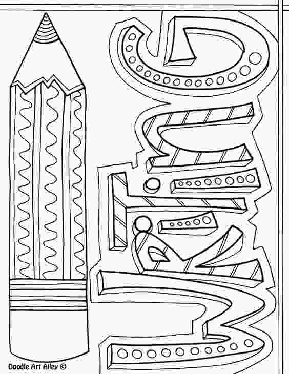 coloring notebook cover cover pages for subjects awesome secondgradesquadcom