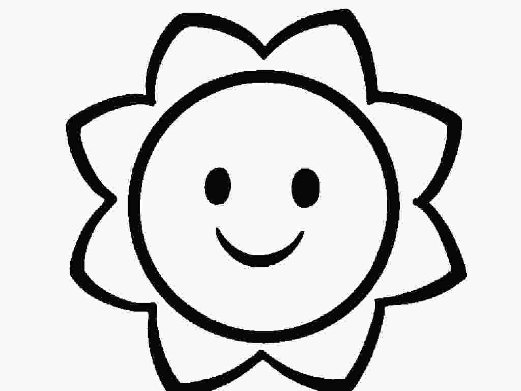 coloring page sun sun coloring pages bestofcoloringcom