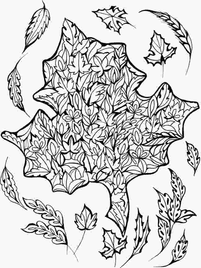 coloring pages 4 seasons seasons6