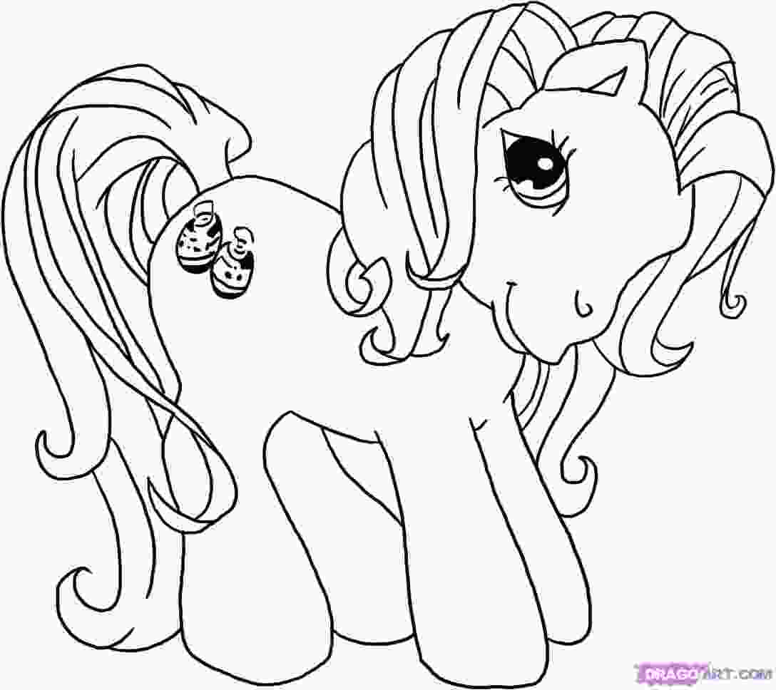 coloring pages pony free coloring pages my little pony coloring pages