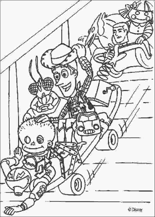 coloring toy story toy story 25 coloring pages hellokidscom