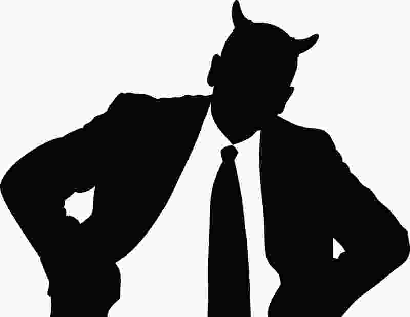 devil silhouette recruiting and managing archives hiring