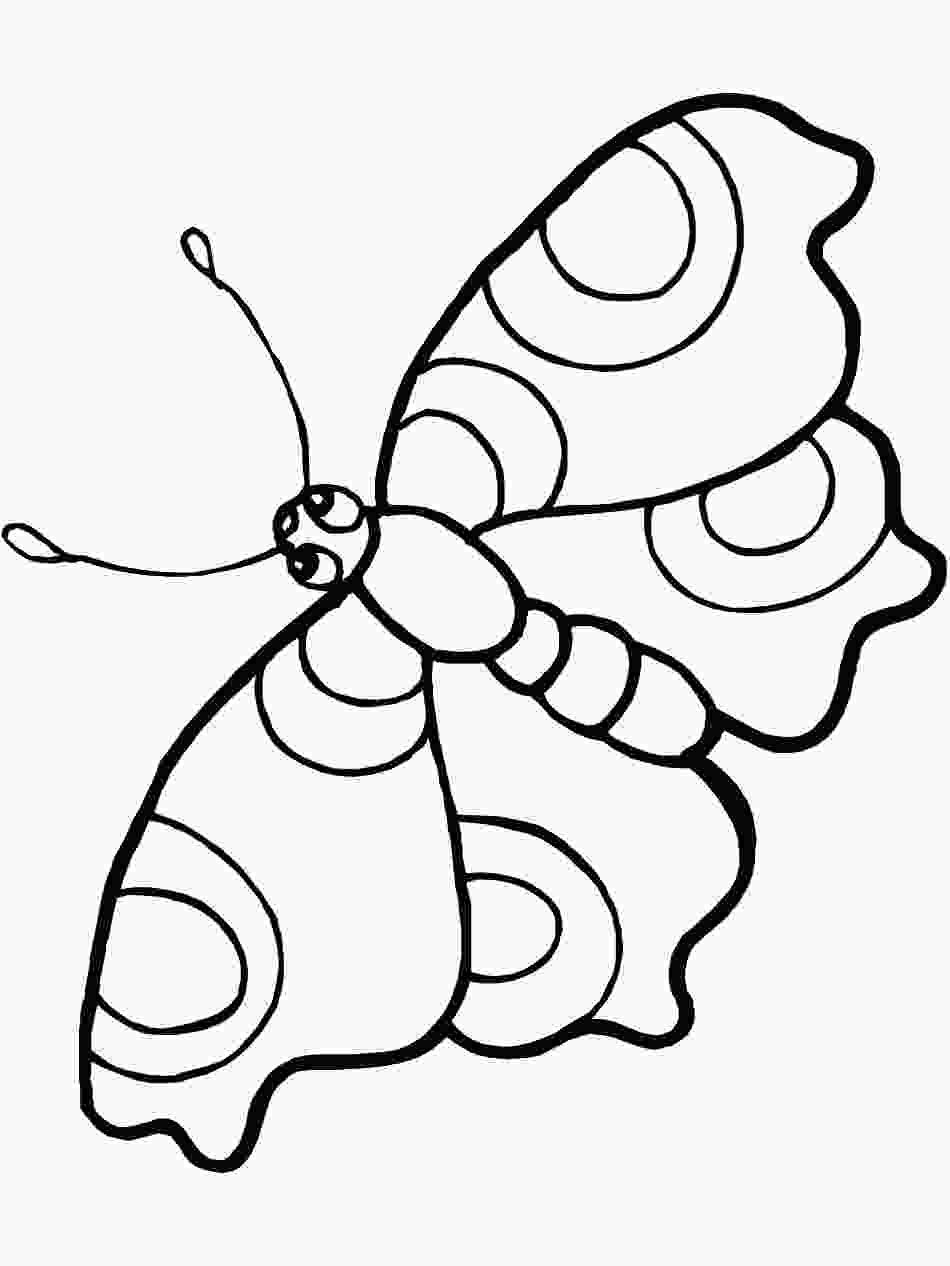 free butterfly coloring pages free printable butterfly coloring pages for kids