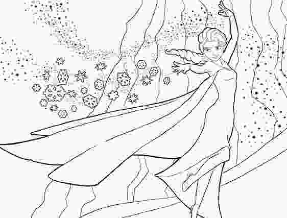 frozen 2 coloring sheets free disneys frozen coloring pages winter ideas