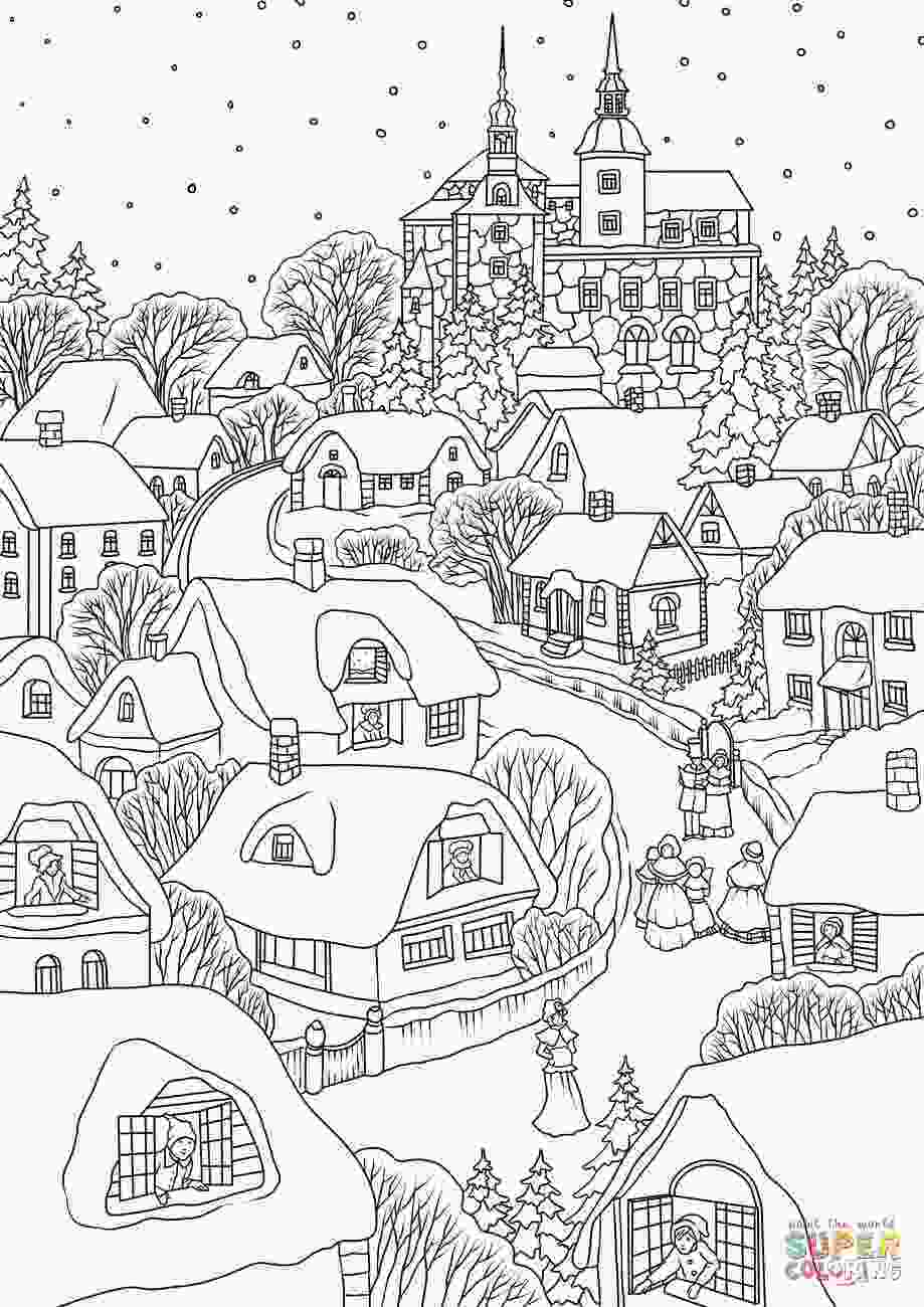 full page coloring pages full page christmas coloring pages bellrehwoldtcom