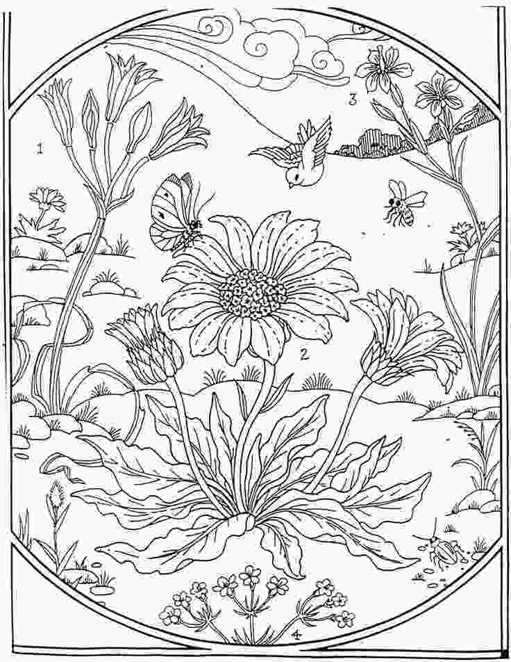 garden coloring sheets lovely printable coloring pages childrens crafts