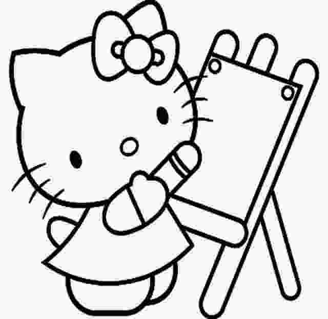 hello kitty free printable coloring pages february 2015 free coloring sheet