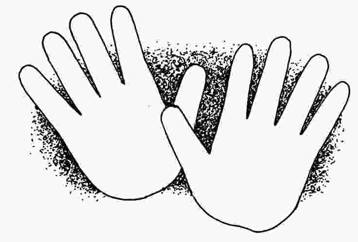 helping hands coloring page 12 best images about compassion on pinterest sunglasses