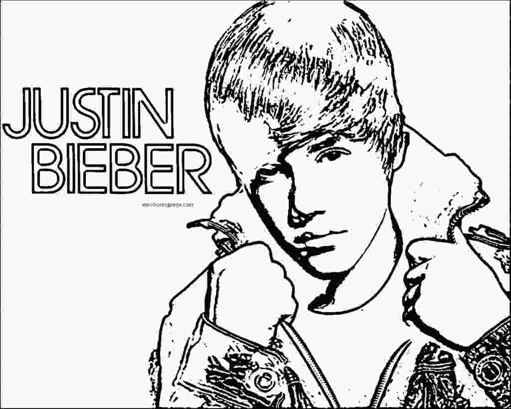 justin bieber coloring pages justin bieber coloring pages at getcoloringscom free