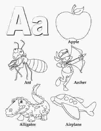 kindergarten alphabet coloring pages az coloring pagesuse for letter sound takedown game