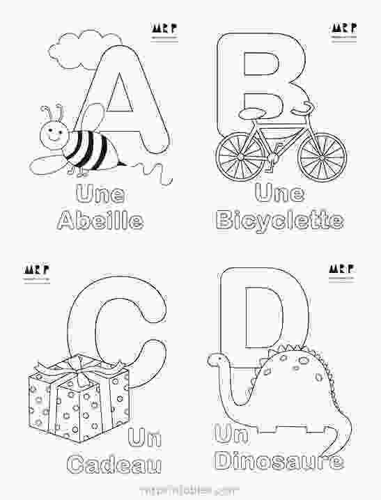 kindergarten alphabet coloring pages french alphabet coloring pages mr printables mr