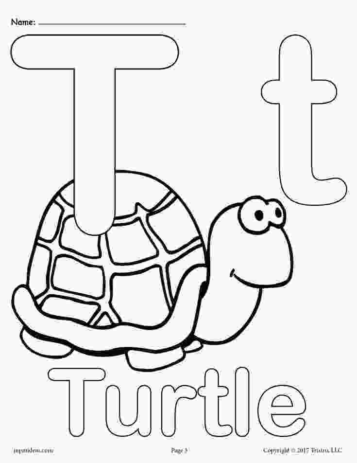 kindergarten alphabet coloring pages letter t alphabet coloring pages 3 free printable