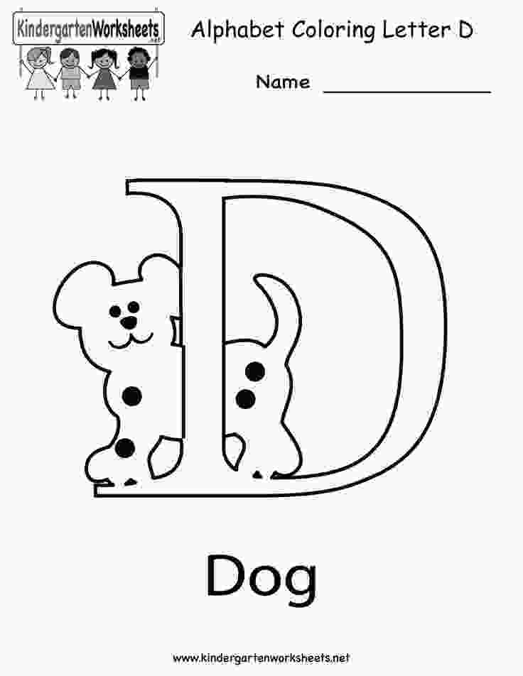 kindergarten alphabet coloring pages printable letter worksheets for every letters of the