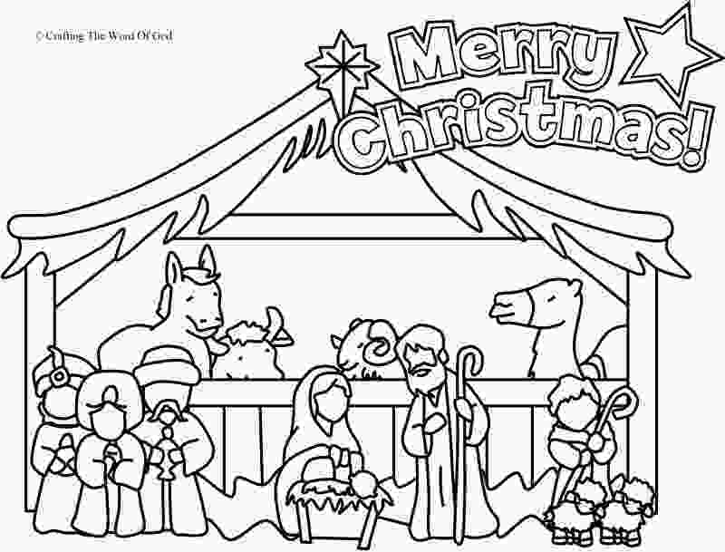 manger scene coloring page nativity coloring page coloring page 171 crafting the word
