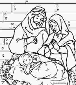 manger scene coloring page printable nativity scene coloring pages for kids cool2bkids 1