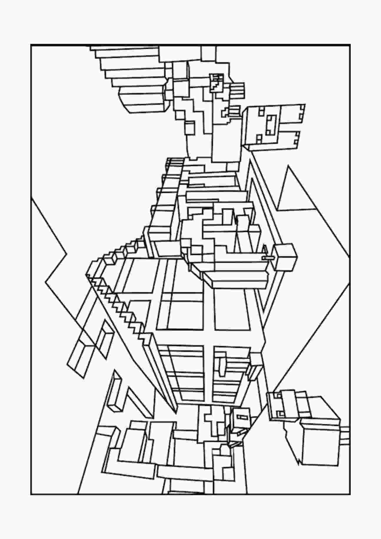 minecraft coloring sheets a minecraft house coloring page minecraft minecraft