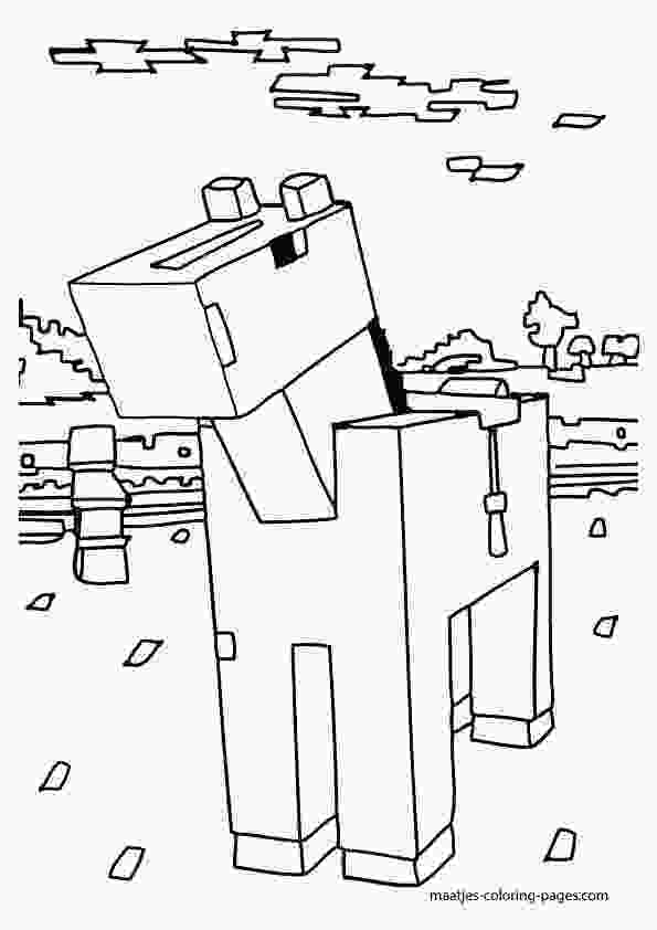minecraft stampy pictures stampylongnose minecraft coloring crokky coloring pages